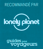 Recommandé par Lonely Planet